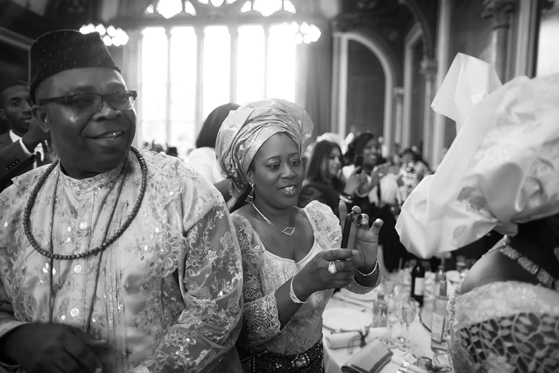 african wedding planner