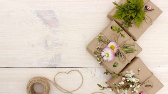 eco friendly wedding favour boxes