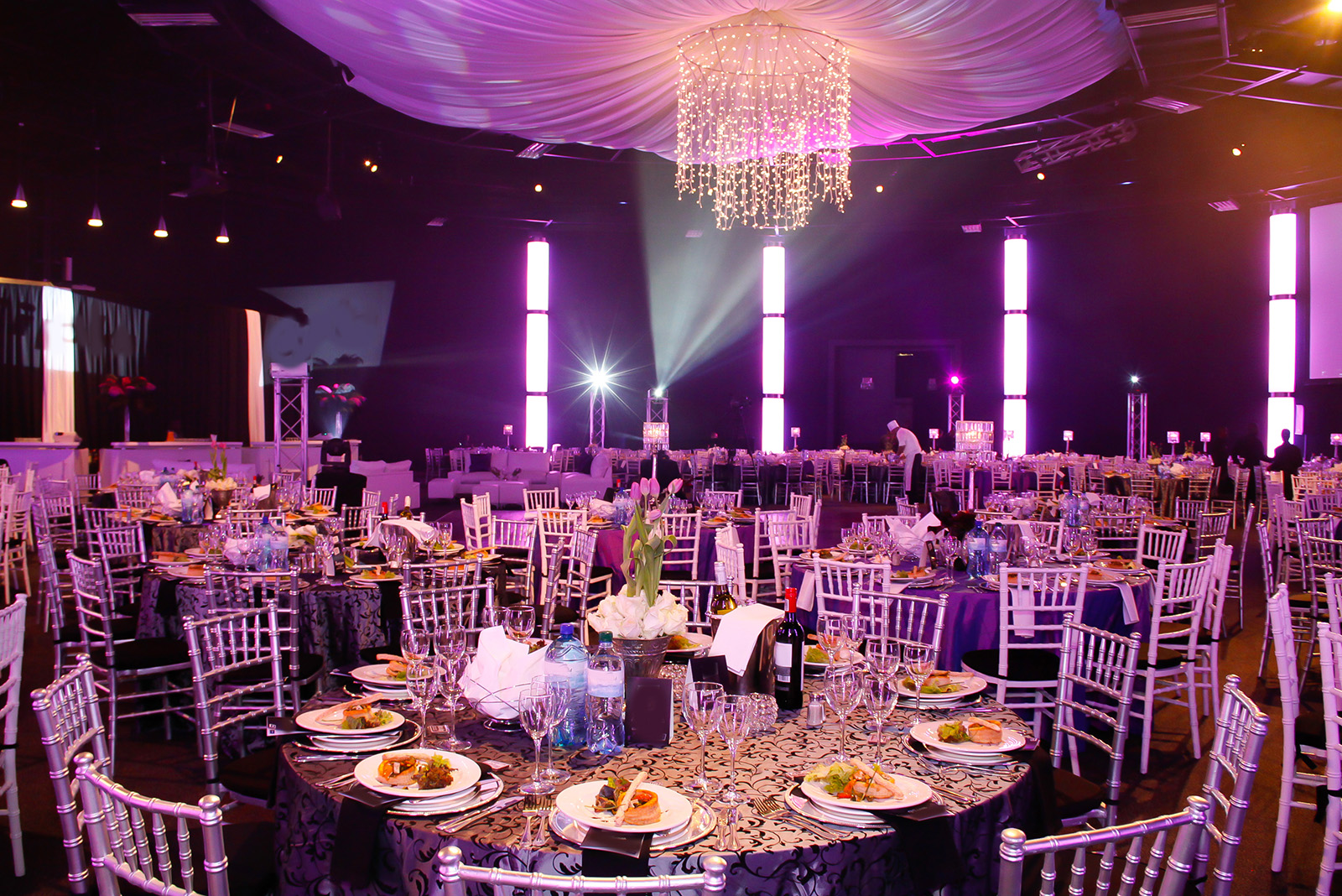 corporate event planner london